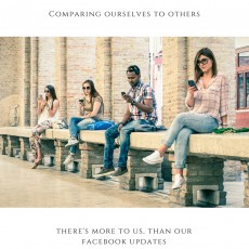 The Mistake of Comparing Yourself to Others