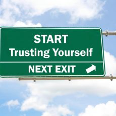 Are You Stuck in Self-Doubt?  Start Trusting Yourself.
