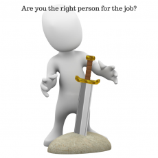 Are you the right person for the job?