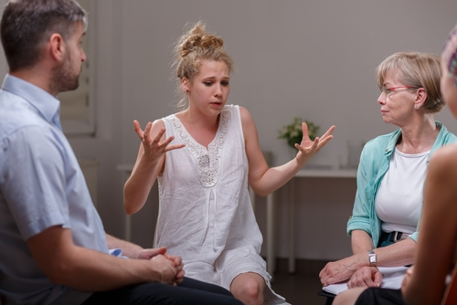 when not to drop out of group therapy